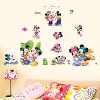 Gia đình Mickey