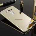 Ốp lưng mica gương viền nhôm LG V10