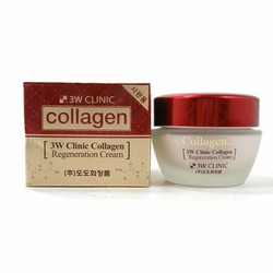 Kem dưỡng trắng da Collagen 3W CLINIC Collagen regeneration cream