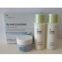 The Face Shop Blanclouding Chia Seed Special Kit