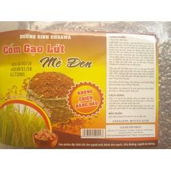 Cốm gạo lứt mè đen Tín Phát