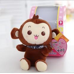 Thú nhồi bông ghi âm khỉ con TNB103