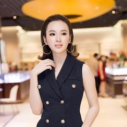 Đầm Giả Vest Sang Trọng Như Angela Phương Trinh