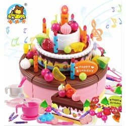 Bộ làm bánh sinh nhật 3 tầng 0146