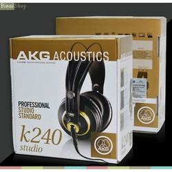 Tai nghe kiểm âm chuyên nghiệp AKG K240S