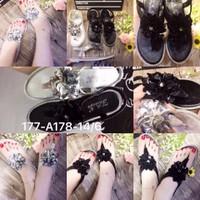 HÀNG NHẬP CAO CẤP - Giày sandal hoa xinh
