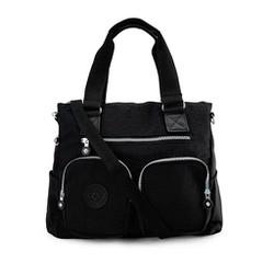 Túi xách hai hộp Kipling màu đen