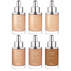 Bill Pháp - Kem nền kiềm dầu  Dior DiorSkin Nude Air De Teint SPF 25 PA chai 30ml