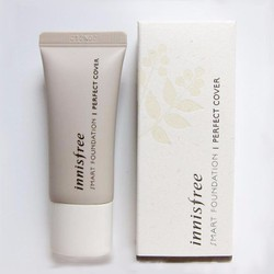 Kem nền Innisfree Smart foundation perfect cover