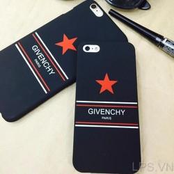 Ốp lưng iPhone 5-5s-se dẻo Givenchy ngôi sao - Mẩu 3