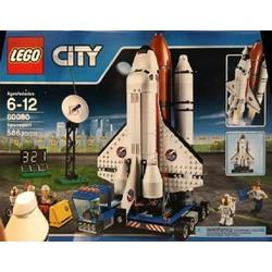 Đồ chơi Lego City 60080 mô hình Trạm Không Gian