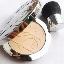 Bill Pháp - Phẩn phủ dạng nén Dior Diorskin Nude Air Powder hộp 10gr