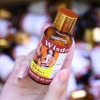 Thuốc tăng cân Vitamin Wisdom Weight Indonesia hàng chính hãng