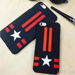 Ốp lưng iPhone 5-5s-se dẻo Givenchy ngôi sao - Mẩu 4