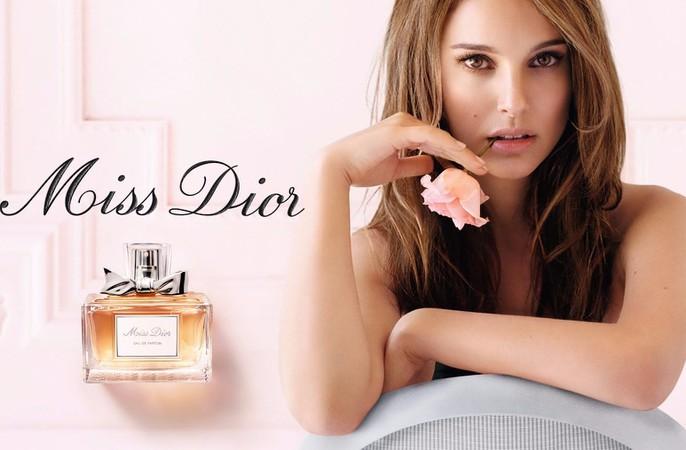 Chính hãng - Nước hoa Miss Dior Eau de Parfum 5ml 3