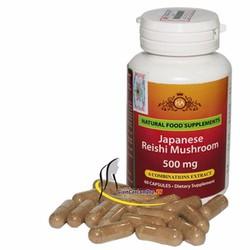 Viên Uống Linh Chi H.A. Herbal Japanese Reishi Mushroom Của Mỹ