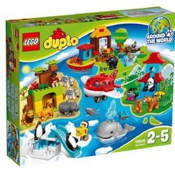 Lego 10805 mô hình Vòng Quanh Thế Giới