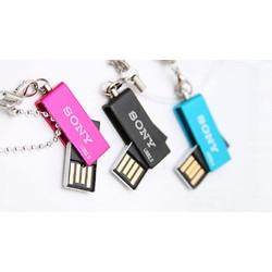 USB 2g SONY -XOAY MINI MÓC KHÓA