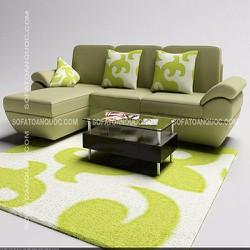 Ghế sofa vải mã 04, sofa nỉ phòng khách Hà Nội
