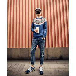 Mã số 51048 - Quần jeans cao cấp