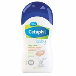 Kem dưỡng ẩm hằng ngày cho bé Cetaphil Baby daily lotion