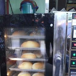 lò nướng bánh mì đối lưu,lò nướng bánh đối lưu 5 khay