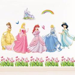 5 nàng công chúa