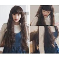 Bộ tóc giả bấm nhẹ L302