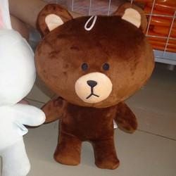Gấu bông gấu brown 40cm