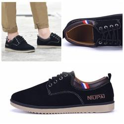 Giày boot nam kiểu dáng Âu Mỹ