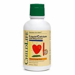 Childlife - Si rô bổ sung Calcium và Magnesium