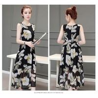 Đầm Maxi Hoa Ly Ly