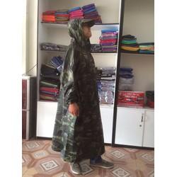 Áo mưa quân đội - ARMY