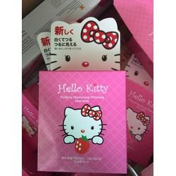 Mặt nạ bùn non Hello Kitty