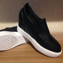 Giày Thể Thao Nữ Tăng Chiều Cao Nữ LO5-Đ