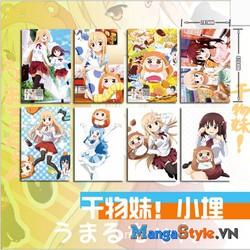 Bộ Poster Umaru-chan