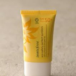 Kem Chống Nắng Innisfree Eco Safety Perfect Sunblock SPF 50+