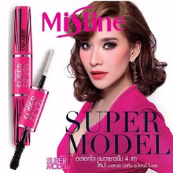 MASCARA SUPER MODEL THÁI LAN 2in1