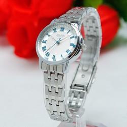 Đồng hồ Nữ Dây Kim Loại JU1081 Bạc sang trọng giành riêng cho phái đẹp
