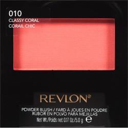 Phấn má hồng Revlon Powder Blush 010 Classy Coral 5,1g