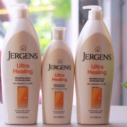 Dưỡng thể Jergens Ultra Healing Made in USA