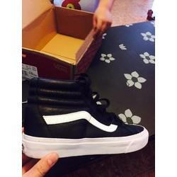 giày cổ cao Vans