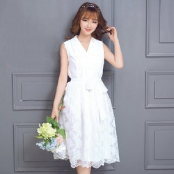 Đầm ren style Hàn Quốc cao cấp