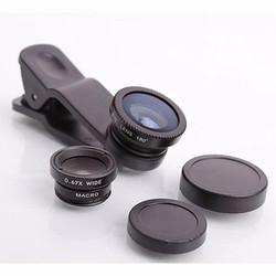 Ống Lens chụp hình cho điện thoại 3 in 1