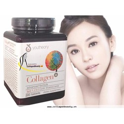 Youtheory Collagen Advanced Formula Trắng da 290v