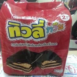 Bánh Xốp  nhân kem Socola Vani Thái Lan