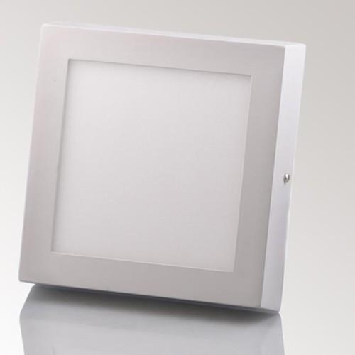 Đèn led ốp trần vuông 12w