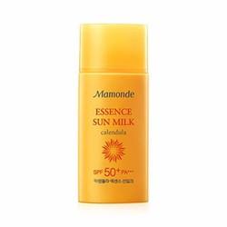 Sữa chống nắng Mamonde Calendula Essence Sun Milk SPF50PA