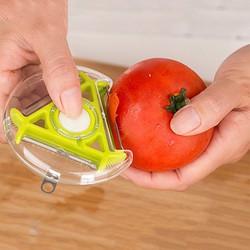 Dụng cụ bào vỏ trái cây, rau củ tiện dụng