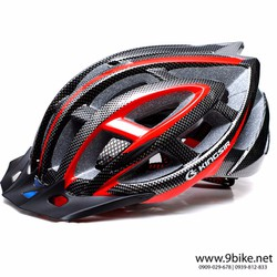 Nón bảo hiểm xe đạp KingSir BLRED